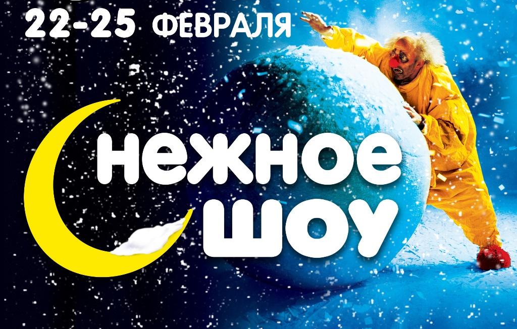 Снежное шоу билет купить ростов билеты в муз театр ростов
