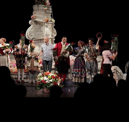 Плутни Скапена   Ростовский-на-Дону молодежный театр