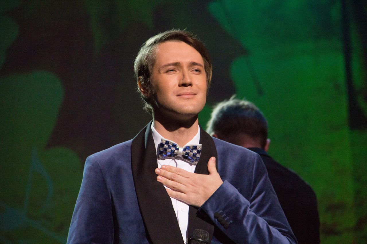 Евгений Южин | концерт | Оренбург | 2.03.2018 | купить билет | ДК Россия