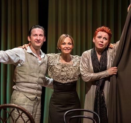 Ваня и Соня и Маша и Гвоздь | Театр Сатирикон