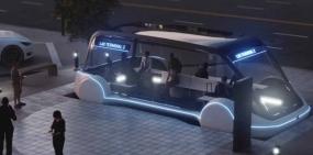 Илон Маск озвучил цену за поездку по туннелю, построенному The Boring Company