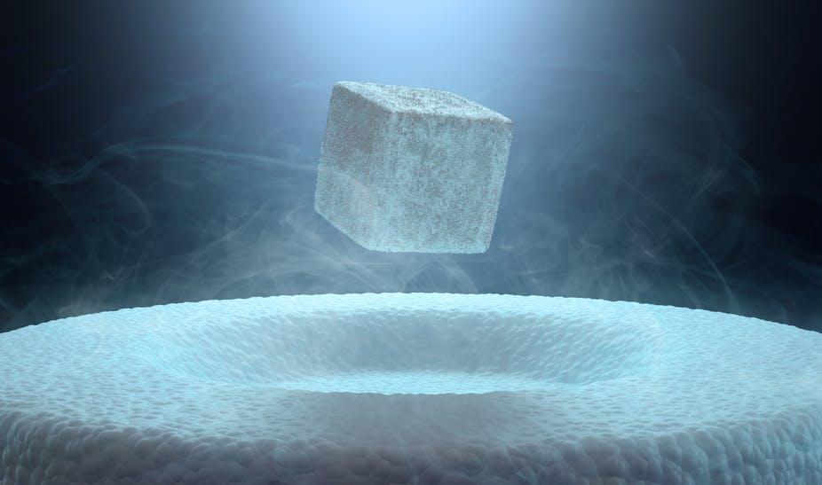 Сверхпроводники, работающие при комнатной температуре, приведут нас к удивительным технологиям