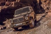 Mercedes показал новый Gelandewagen