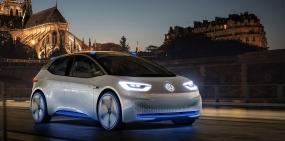 Volkswagen рассказал о дизайне электрического хэтчбека
