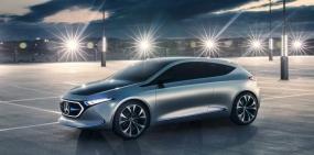 Mercedes будут выпускать на заводе для «Смартов»