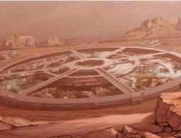 Компания Илона Маска будет рыть туннели для марсиан?