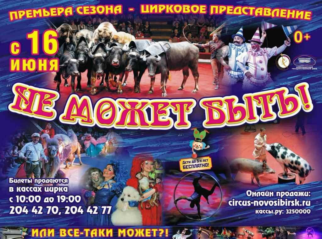 Билеты в цирк новосибирск купить цена билеты большой театр дама с камелиями