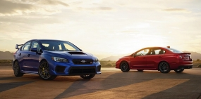 Спортивный седан Subaru WRX STI стал мощнее