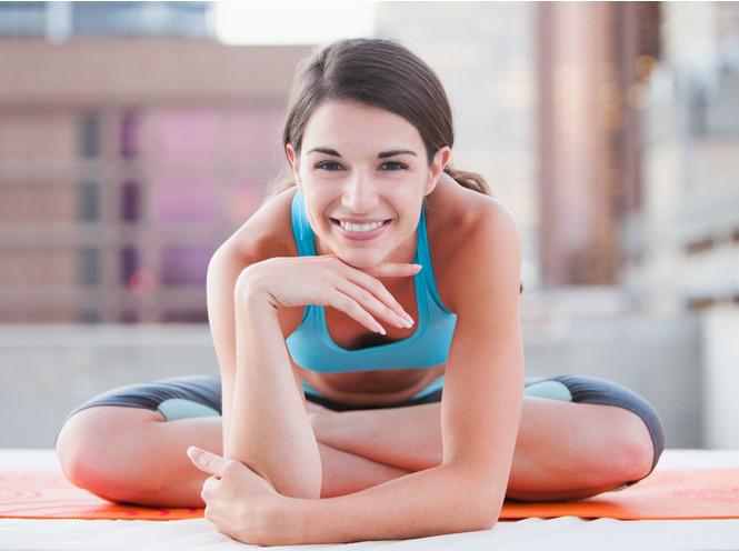 Йога для похудения: 5 основных асан