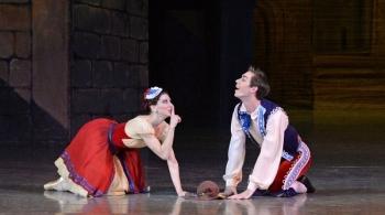 Балет Коппелия   Новосибирский театр оперы и балета