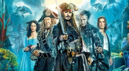 #видео   Как создавались спецэффекты для фильма «Пираты Карибского моря: Мертвецы не рассказывают сказки»