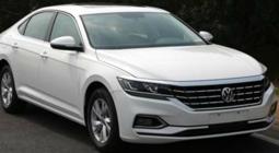 В Китае сфотографировали новый Volkswagen Passat