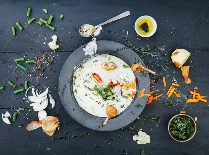 5 небанальных рецептов холодного супа