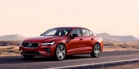 Новый Volvo S60: 415-сильный гибрид и полуавтоматическое управление