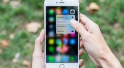 Apple обвинили в краже технологии 3D Touch