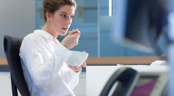 Тайны офисного питания