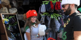 На память о Москве: какие сувениры увозят фанаты с ЧМ по футболу