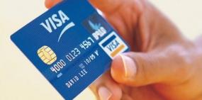 Visa встраивает отпечаток пальца в свои платежные системы