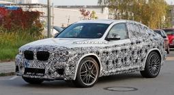BMW подтвердила запуск X4 второго поколения