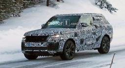 Land Rover вывел на тесты флагманский Range Rover Coupe