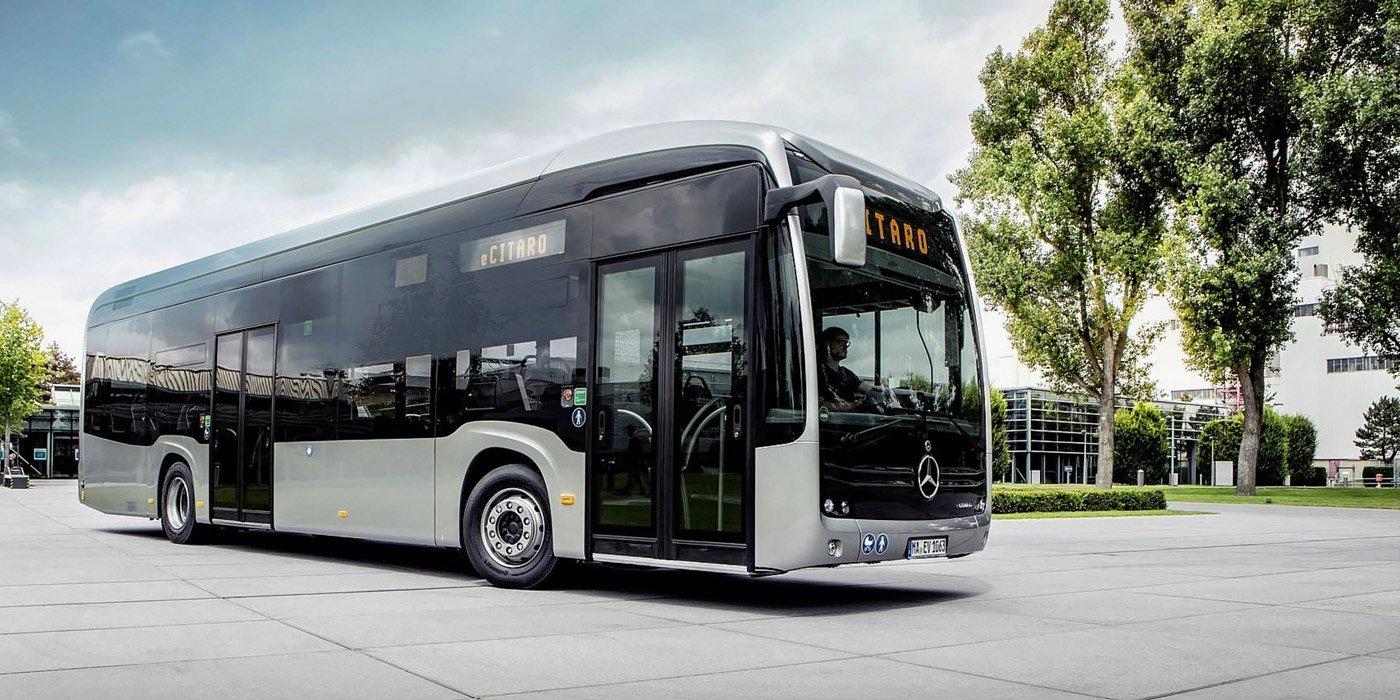Mercedes представил электрический автобус