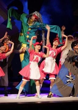 И вот однажды... или Все мальчишки дураки | Ростовский-на-Дону академический молодежный театр