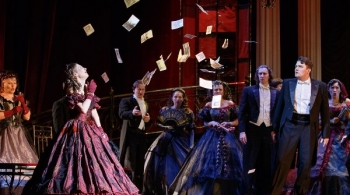 Опера Травиата | Екатеринбургский театр оперы и балета