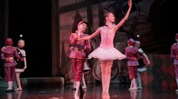Стойкий оловянный солдатик   Театр балета Щелкунчик