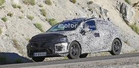 Хэтчбек Renault Clio нового поколения показали на видео