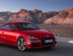 Audi представила обновленное семейство TT
