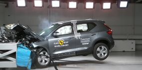 Euro NCAP провел краш-тесты двух новинок автопрома