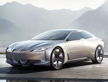 Следующий электрокар BMW сможет проехать 700 км без подзарядки