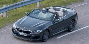 Кабриолет BMW 8-Series рассекретили до премьеры