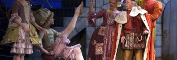 Золушка | Московский театр оперетты