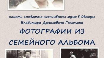 День рождения Владимира Гамолина   Выставка