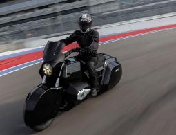 Мотоцикл из «Кортежа»: на чем будут сопровождать Путина