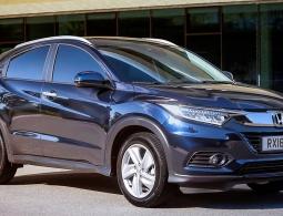 Honda представила обновленный HR-V для Европы