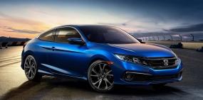 Honda представила обновленный Civic