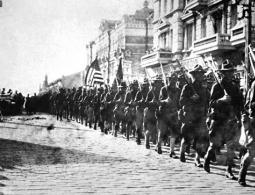 Оккупация по-американски. Сто лет назад армия США вторглась в Россию