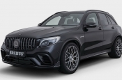 Brabus выпустил 600-сильный Mercedes-Benz GLC