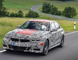 BMW рассказала о новой 3-Series