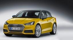 Большие города: какой будет новая Audi A1