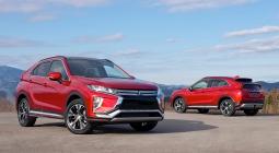 Mitsubishi анонсировала старт продаж кроссовера Eclipse Cross в России
