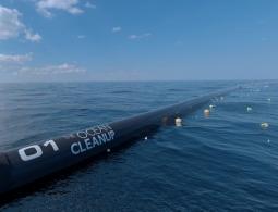 Стартовала самая масштабная миссия по очистке океана от пластикового мусора