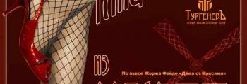 Танцовщица из Муллен Руж | Театр