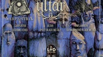 Ultar + Sarpentra + Eisflammen