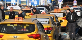 Для водителей такси предложили ввести специальные права