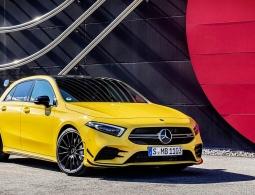 Новый Mercedes A-Class стал 306-сильным полноприводным хот-хэтчем
