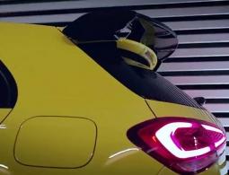 Mercedes показал спортивную версию нового A-Class на видео