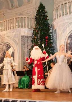 Волшебство Рождественского бала - Рождественская шкатулка